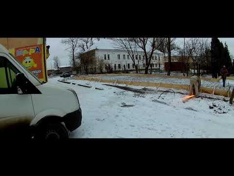 Незаконне будівництво , Невідомого  Обєкту у м.Городок по вул.Авіаційній 41.
