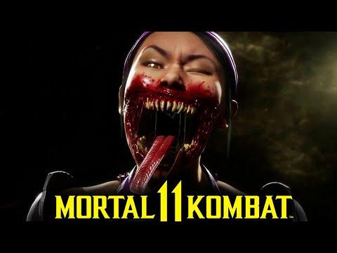 MK11 Ultimate - КАЧАЕМ МИЛИНУ (без вебки, т.к. болею)