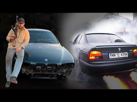După 9 luni.. a revenit Monstrul Familiei (BMW E39 520d)