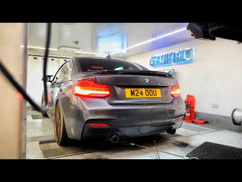 My BMW M240i Goes Litchfield Stage 1!