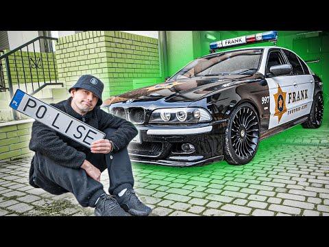 ILE KOSZTOWAŁO MNIE POLICYJNE BMW?