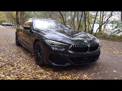 BMW 840D 2020 testujemy tego wypasa!