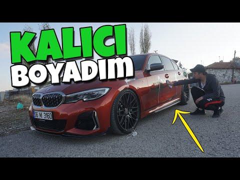 BMW M3 RHINO'YU KALICI BOYADIM! - Kavga Çıktı! ( 1.000.000 TL ) @GMG Garage @Sertaç KEMİKSİZ