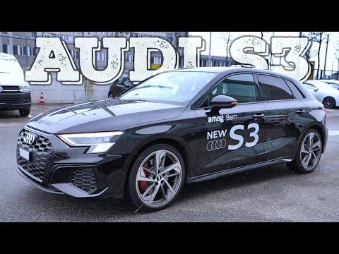 New Audi S3 Sportback 2021 Review Interior Exterior