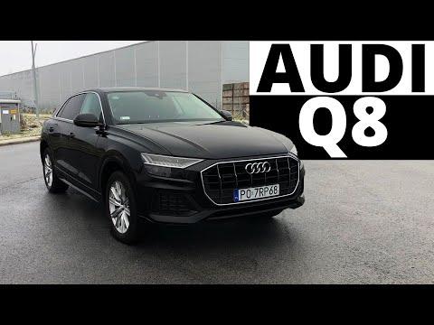 Na ciasny budżet - Audi Q8 za 350tys. dla Wojtka #SaloNówka