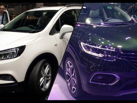 Opel Mokka X 2020 vs. Renault Kadjar 2020