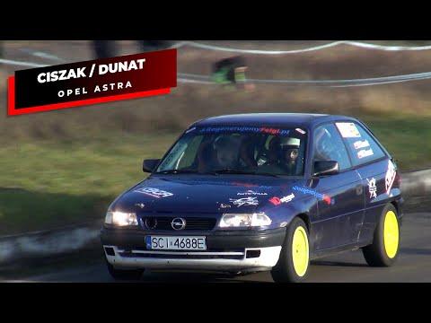 8 Runda SMT 2020 - Barbórka Tyska - Ciszak / Dunat - Opel Astra