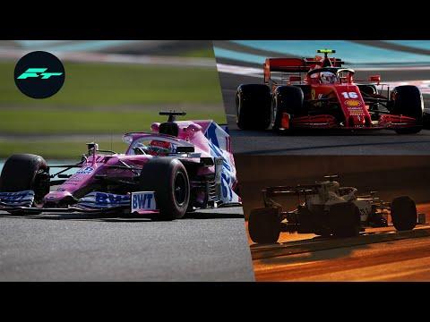 ¡¡ULTIMA HORA CARRERA GP ABU DHABI!! RACING POINT en PROBLEMAS y MERCEDES RESTRINGE POTENCIA