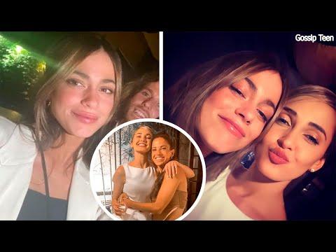 Tini Stoessel Asiste A La Boda De Mercedes Lambre, Su Ex Compañera De Reparto En Violetta