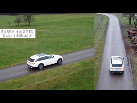 Mercedes-Benz E220d 4matic All-Terrain #interior #exterior #drone #kickdown #review #test #uthixo