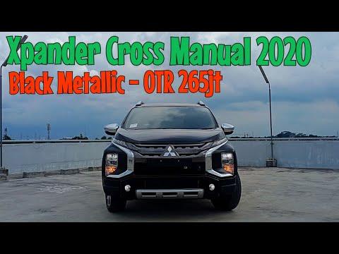 Review Mitsubishi Xpander Cross Manual 1.5 Warna Hitam Tahun 2020 - in depth tour Indonesia