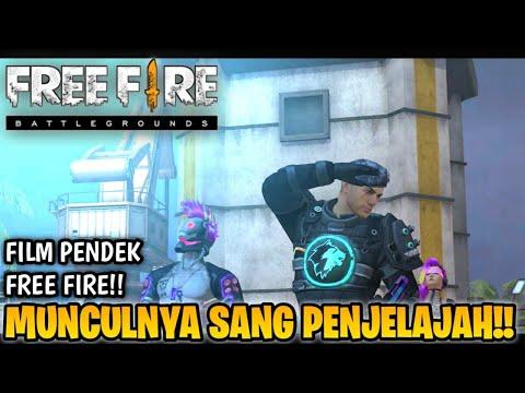 FILM PENDEK FREE FIRE!! SANG PENJELAJAH WAKTU!! OPERASI CHRONO!!