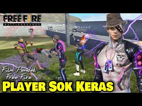 Film Pendek FF / Kisah Player Sok Keras!! Nantangin By One!!