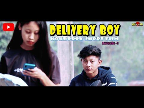 Delivery Boy // Kokborok Short film // KoNgKaL