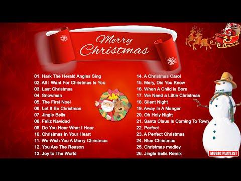 Christmas Songs Playlist