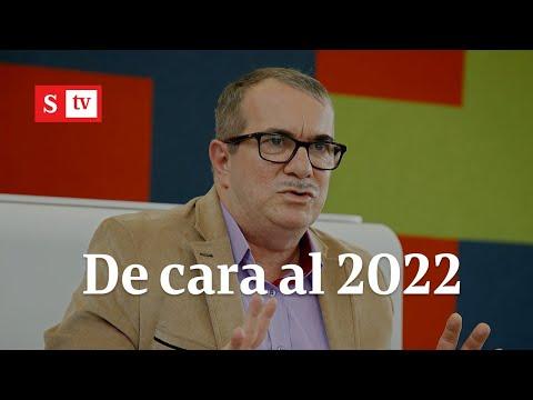 La estrategia política del partido Farc para el 2022 | Semana Noticias