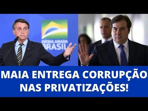 Política com vocês - 13/12/2020 - Maia entrega corrupção para favorecer acionistas da Eletrobras
