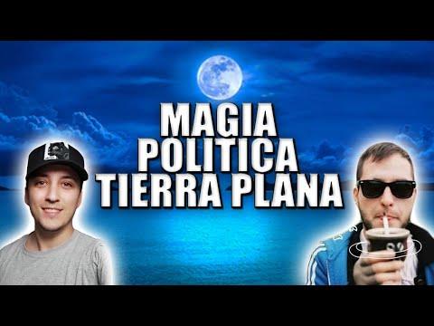 Magia, política, y Tierra Plana   Con Rodrigo de Lolee Studio