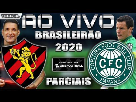Sport 1x0 Coritiba | Brasileirão 2020 | Parciais Cartola FC | 25ª Rodada | Narração