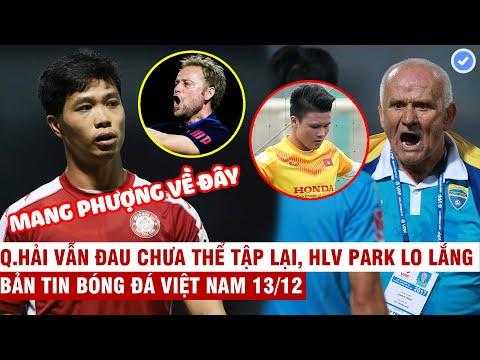 VN Sports 13/12   Tân HLV TP HCM muốn có Công Phượng, Thanh Hóa đưa HLV vô địch Châu Âu về V.League