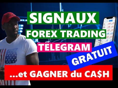 SIGNAUX FOREX TELEGRAM