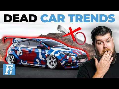 Car Trends That DIED In 2020...