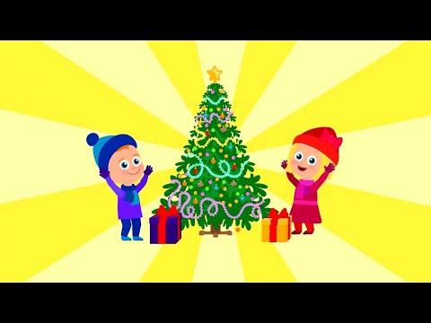 Новогодние песенки! - Царевна и любимые мультики для детей