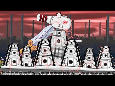 КВ-44 против Мечника : Мультики про танки