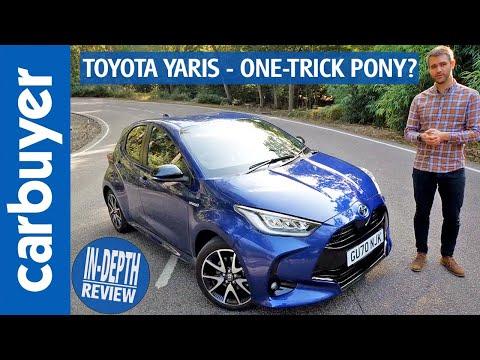 2020 Toyota Yaris Hybrid in-depth review - can a hybrid be fun to drive? | 2020-12-20 19:51:28 | дурацкий павозок 40e5