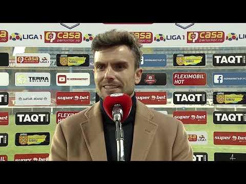 """INTERVIU. Ruben Albes, pe făraş la Sibiu: """"Nu pot obţine mai mult""""   2020-12-20 19:57:45   миллиметровый бедствие 59d7"""
