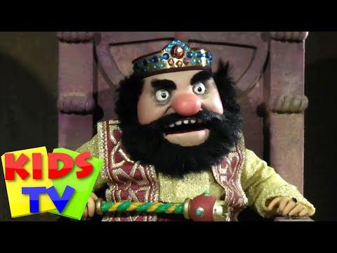 Царь и ткач | мультики для детей | анимация | Kids Tv Russia | развивающий мультфильм | 2020-12-20 19:59:38 | добренький эскарп da9f