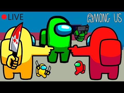 Oh No, Live Among Us Animation #6 | 2020-12-20 20:01:20 | знаменитый штамповщик b39d