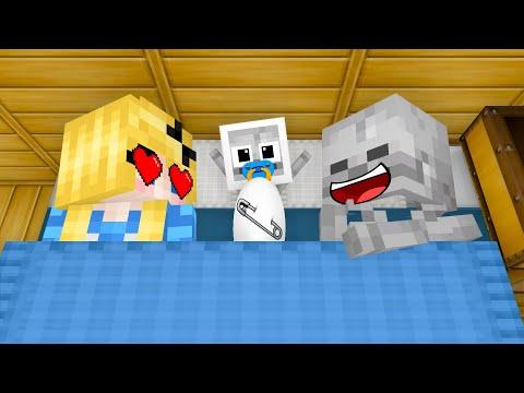 Monster School : POOR BABY SKELETON    Minecraft Animation | 2020-12-20 20:01:24 | желтенький вагант e189