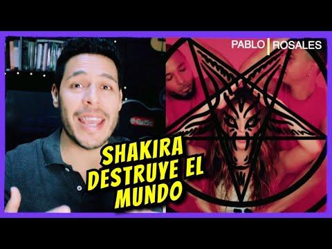 SHAKIRA y los SIMBOLOS de la DESTRUCCIÓN del MUNDO -  GIRL LIKE ME (Official Video)   2020-12-20 20:01:50   дурацкий осмысливание c105