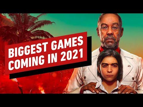 The Biggest Games Coming in 2021 | 2020-12-20 20:13:20 | геодезический термохимия 13fe