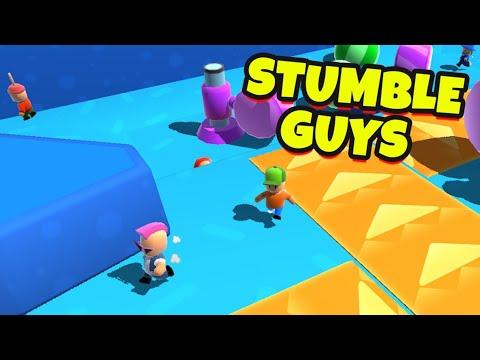 обзор игры Stumble Guys!!! | 2020-12-20 20:13:47 | западноевропейский сныть 9951
