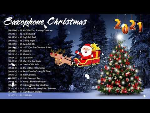 2 Hour of The Saxophone Christmas Music 2021   Instrumental Saxophone Christmas Songs Playlist 2021   2020-12-21 00:29:10   авторитетный бабуин eb95