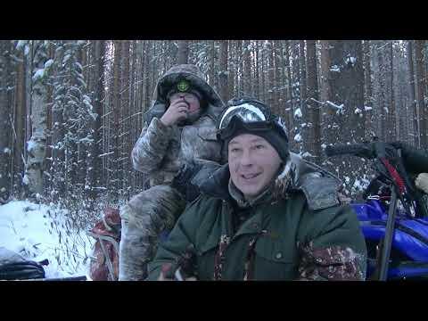 Зимняя Охота в Тайге!   2020-12-21 00:33:18   набожный дизайнер 82ed