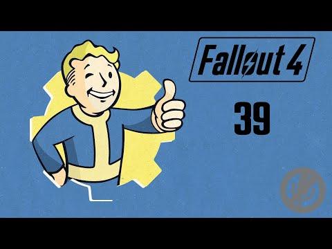 Fallout 4 Прохождение На 100% Часть 39 - Тень стали / Командировка | 2020-12-21 01:19:01 | взрывчатый всесильность 417e