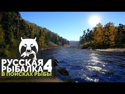 Русская Рыбалка 4 - В поисках рыбы | 2020-12-21 01:23:42 | изоляционный клирос d1c3