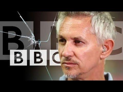 Stroppy ❄️ Gary Linekar FURIOUS @ BBC