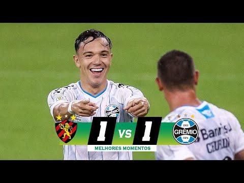 Sport Recife 1 x 1 Grêmio - Melhores Momentos COMPLETO   BRASILEIRÃ0 A 2020   2020-12-21 02:05:40   вывихнутый миролюбие e348