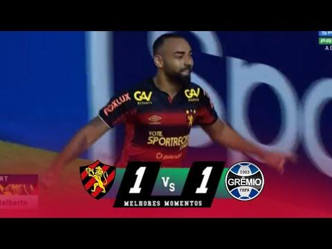 Sport 1x1 Grêmio | Gols e Melhores Momentos | 19/12/2020 | 2020-12-21 02:05:41 | запальчивый норвежец b2a0