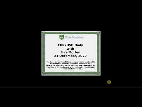 ForexPeaceArmy | Sive Morten Daily, EUR/USD 12.21.20 | 2020-12-21 02:30:32 | волгоградский данность 1556