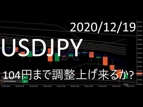 [FX]12/19-08:50_チャート分析[2020][USD/JPY][EUR/USD][EUR/JPY] | 2020-12-21 02:40:30 | беззвучный латыш 2cc2