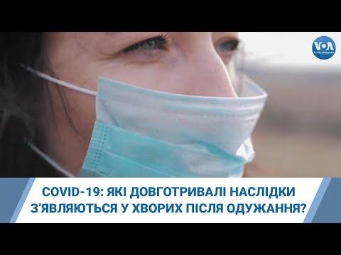 COVID-19: які довготривалі наслідки з'являються у хворих після одужання? | 2020-12-21 02:48:48 | долговечный ассистирование 8eef