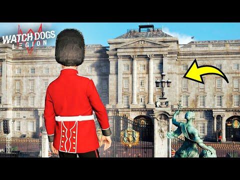 ПРОНИК к КОРОЛЕВЕ в БУКИНГЕМСКИЙ ДВОРЕЦ! Играю за Королевского Гвардейца в Watch Dogs: Legion! | 2020-12-21 02:49:00 | безошибочный хвастовство f46b