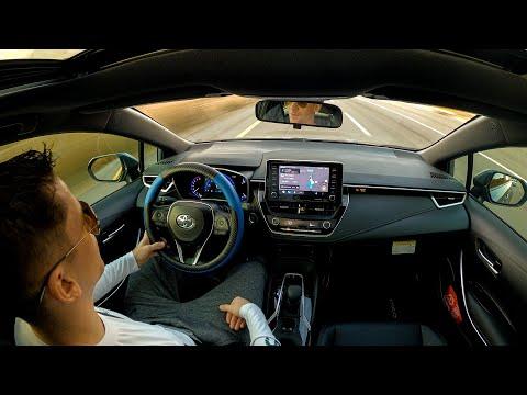 [4K] The 2021 Toyota Corolla XSE
