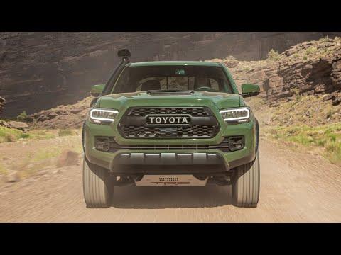 Toyota Tacoma 2021 - REVIEW | 2020-12-22 13:01:46 | дорожно ценное e3d8