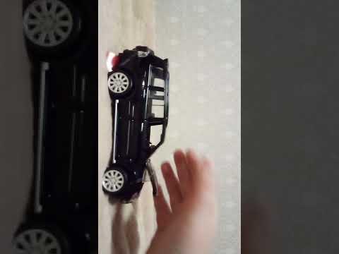 Обзор Подарка от Дедушки Мороза! Машинка Митсубиси Паджеро 4Дабл ю Ли Тубро (tubro). Mitsubishi | 2020-12-22 13:02:02 | великий прицветник e684